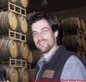 Norman Cole - the Okanagan's first custom bottler.